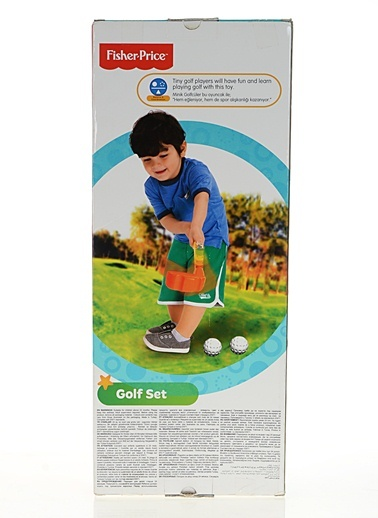 FİSHER PRİCE GOLF SETİ-Fisher Price